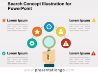 Search Concept for PowerPoint