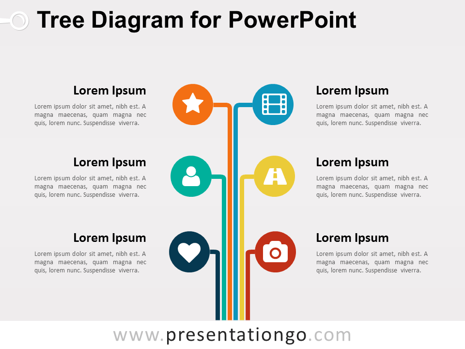tree diagram for powerpoint presentationgocom