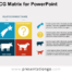 Free BCG Matrix for PowerPoint