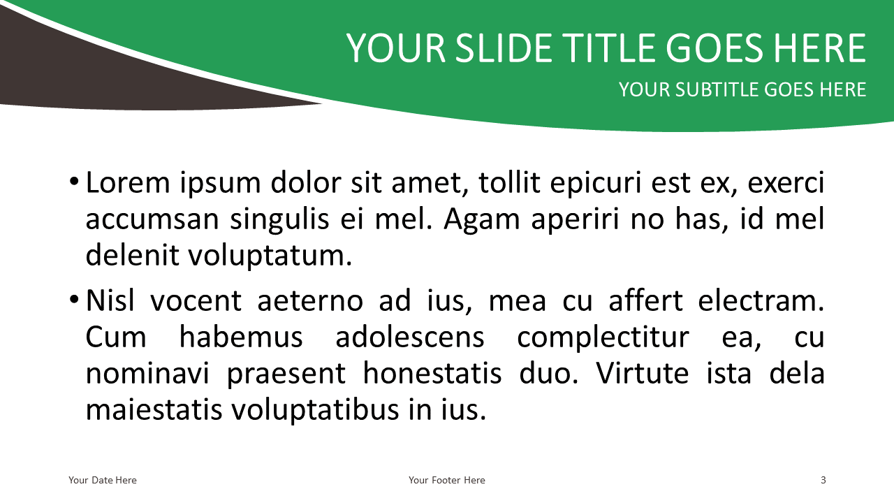 Justice and Law Free PowerPoint Template - Slide 3