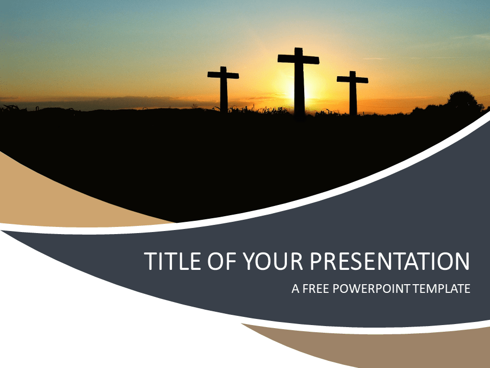 Free Religion PowerPoint Template