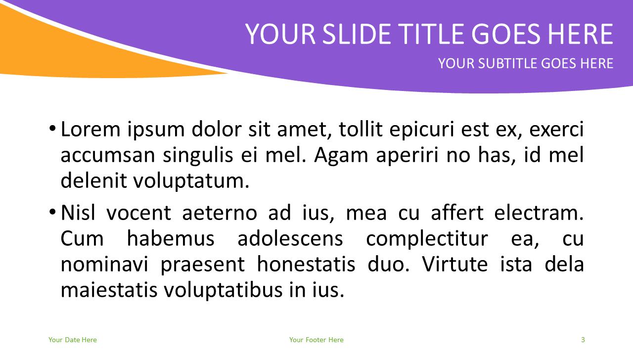 School Free PowerPoint Template - Slide 3