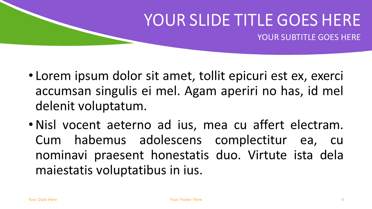School Free PowerPoint Template - Slide 4