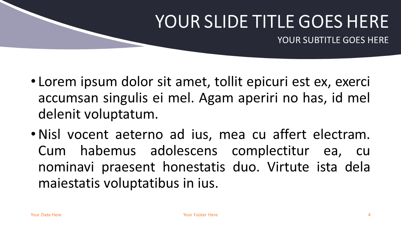 Technology and Computers - Free PowerPoint Template - Slide 4