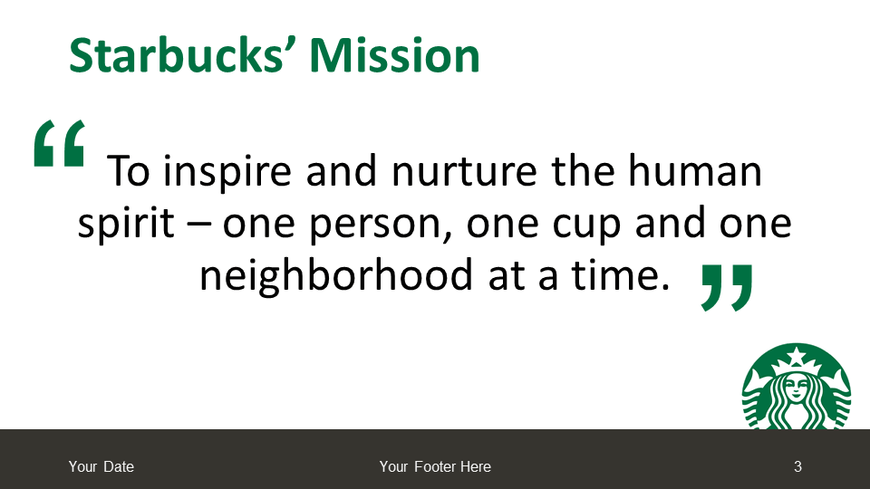 Starbucks powerpoint template presentationgo starbucks powerpoint template slide 3 toneelgroepblik Gallery