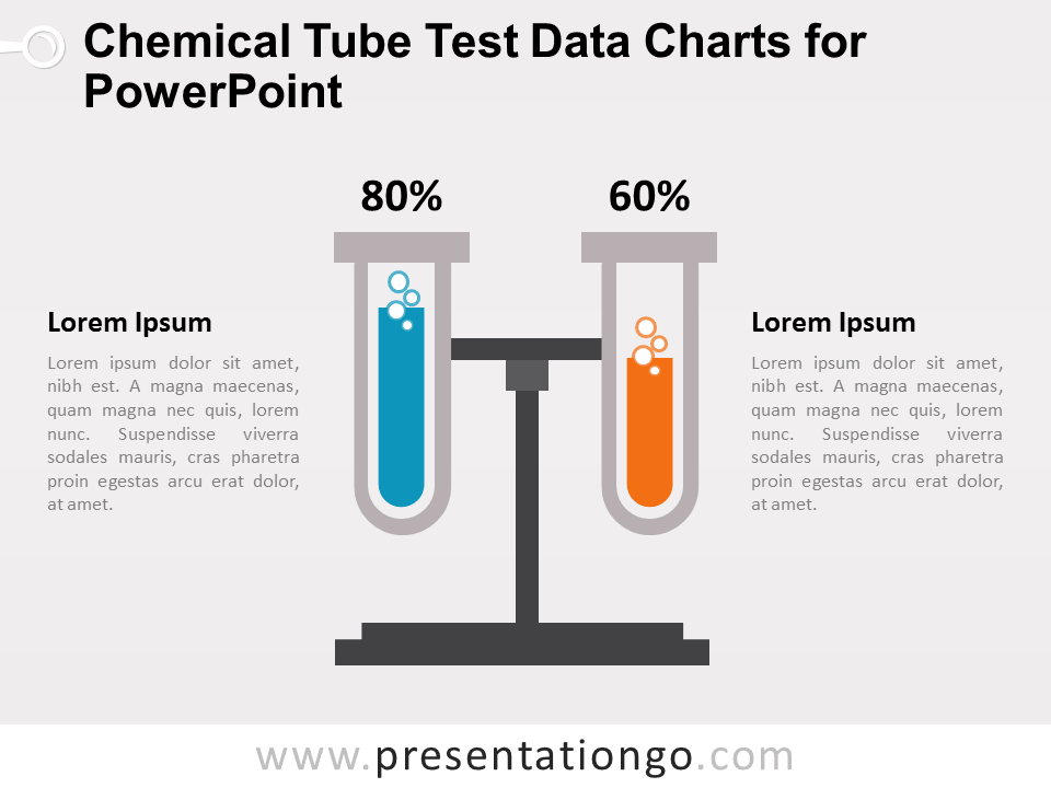 Free Tube Test Charts for PowerPoint
