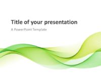 free green powerpoint templates presentationgo com