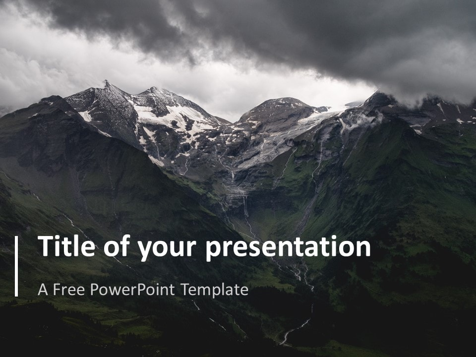 Simple powerpoint template with full image presentationgo simple powerpoint template with full background image toneelgroepblik