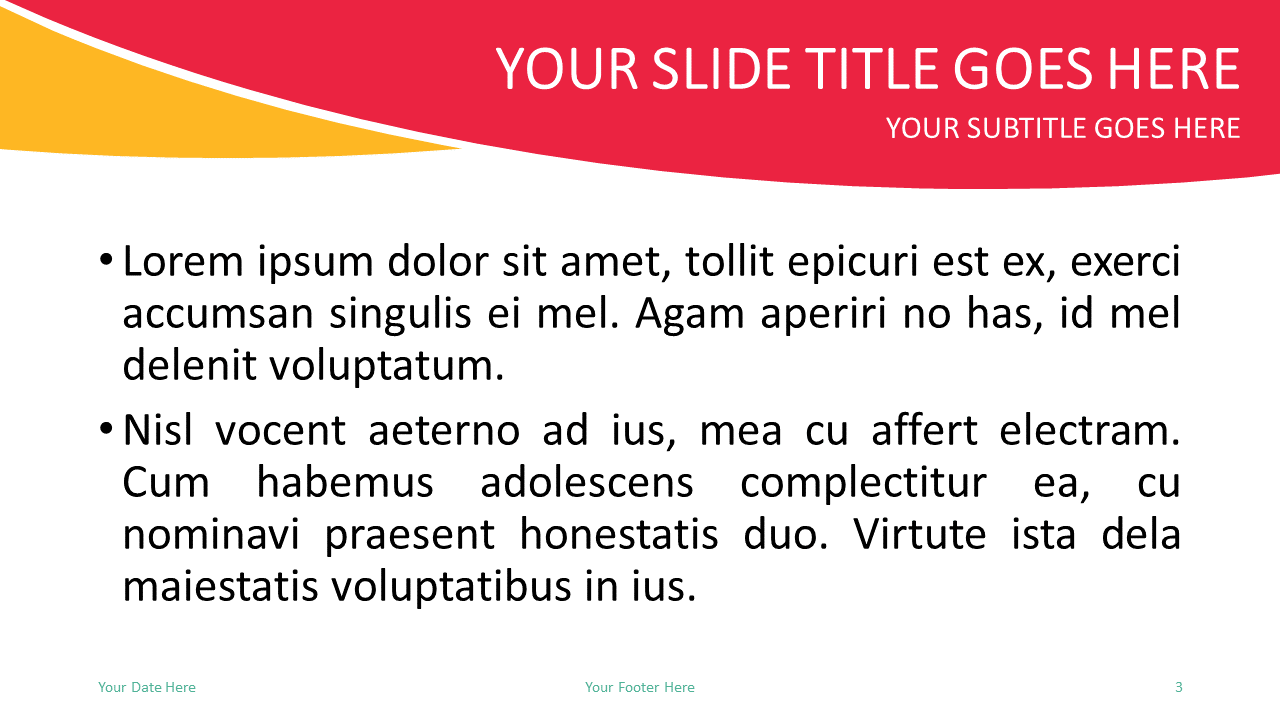 City Free PowerPoint Template - Slide 3