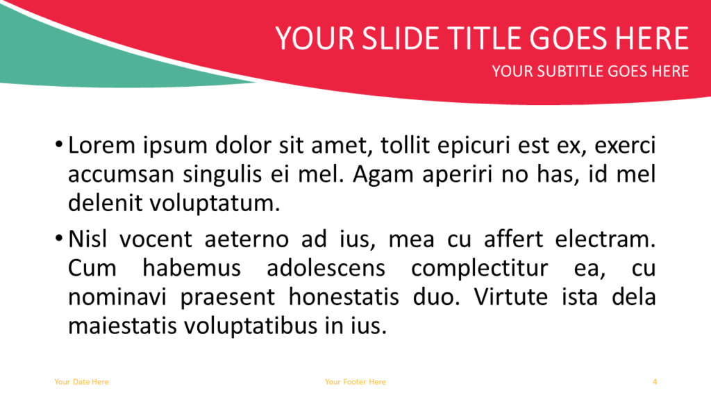 City Free PowerPoint Template - Slide 4