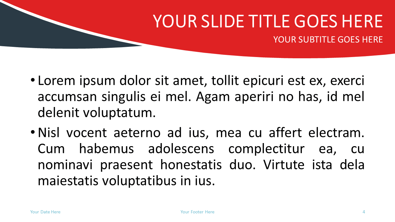 Finance Free PowerPoint Template - Slide 4