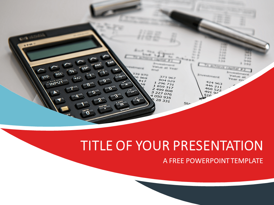 Finance powerpoint template presentationgo free finance powerpoint template toneelgroepblik