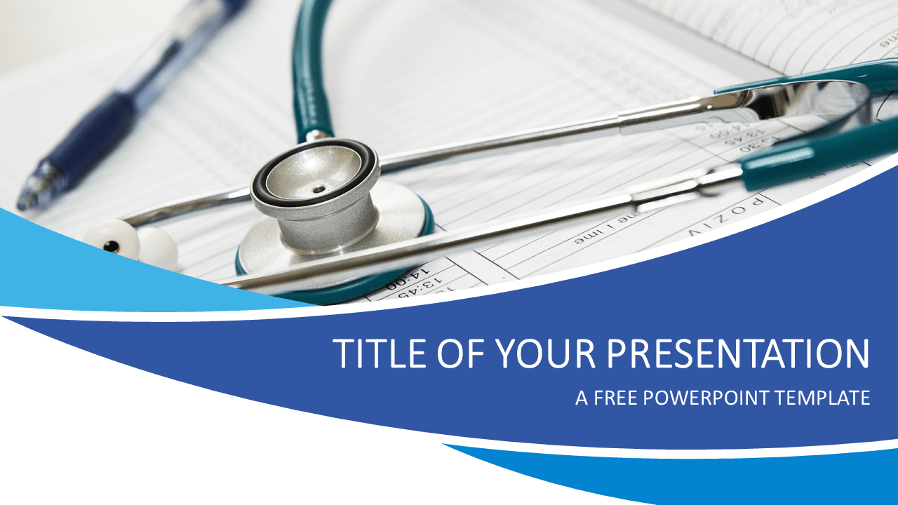 Medical powerpoint template presentationgo medical free powerpoint template maxwellsz