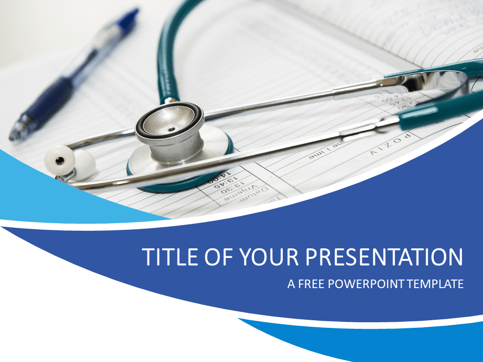 medical powerpoint template - presentationgo, Modern powerpoint