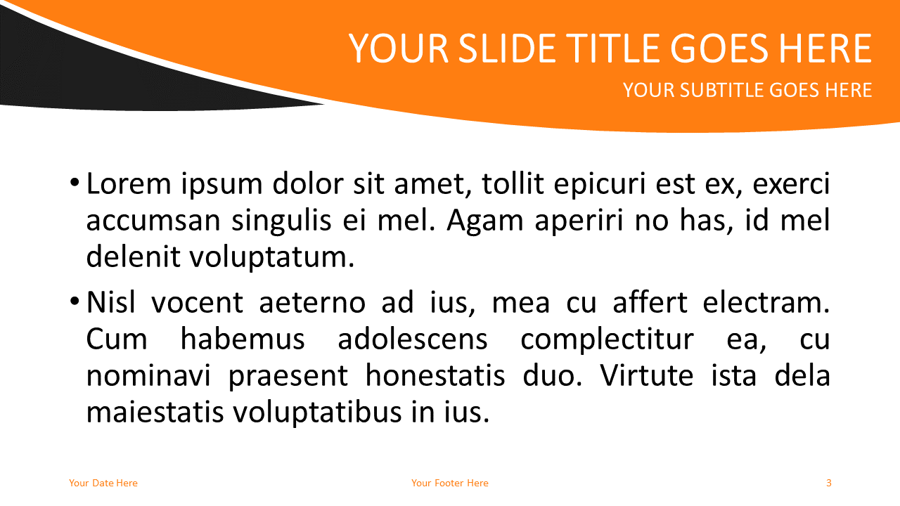 Prayer Free PowerPoint Template - Slide 3