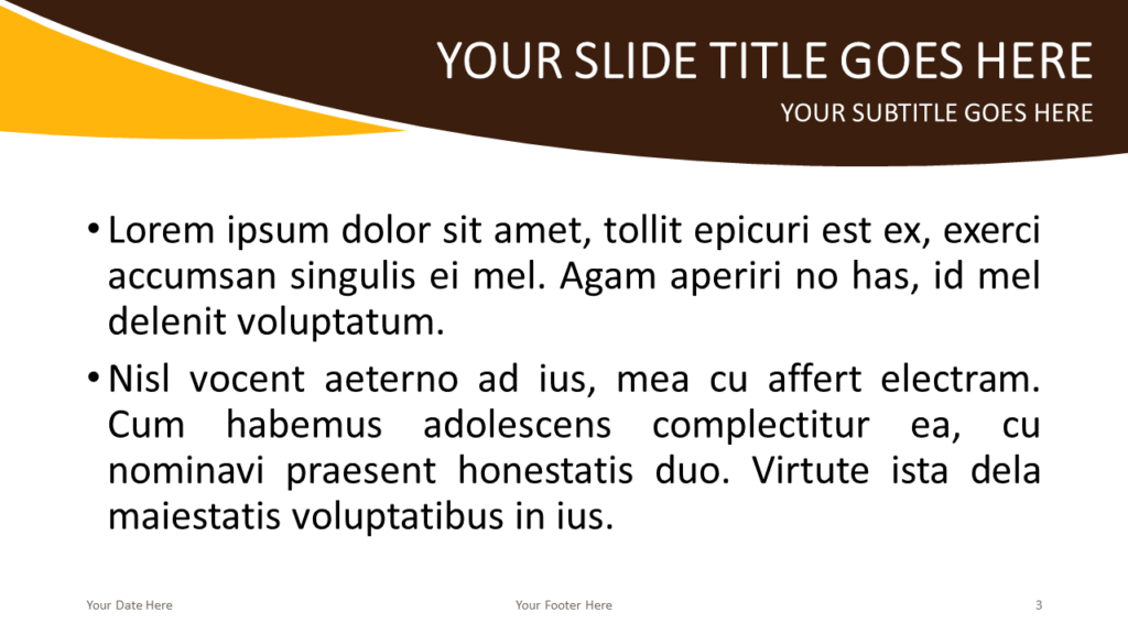 Real Estate Free PowerPoint Template - Slide 3