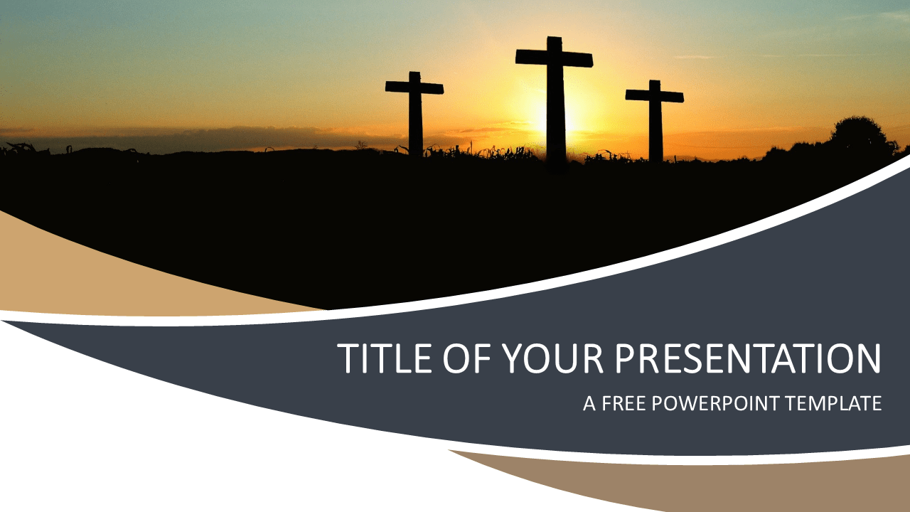 Religious Powerpoint Template - Resume Template Ideas