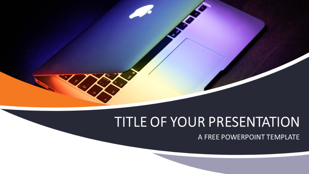 Technology and Computers - Free PowerPoint Template