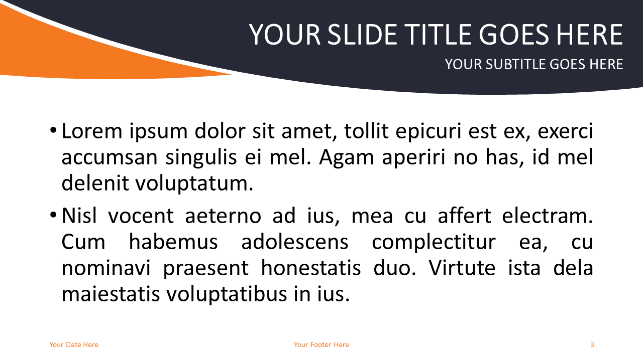 Technology and Computers - Free PowerPoint Template - Slide 3