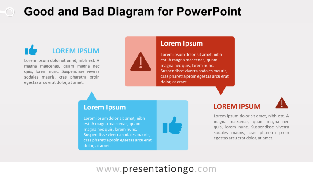 Good and Bad PowerPoint Comparison