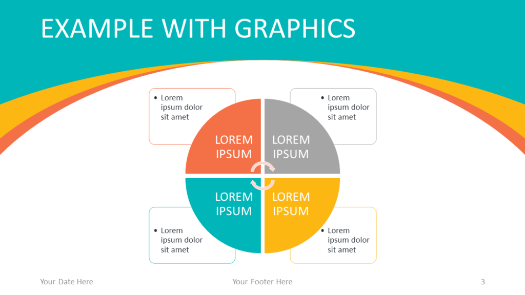 Free Abstract Business PowerPoint Template - Graphics