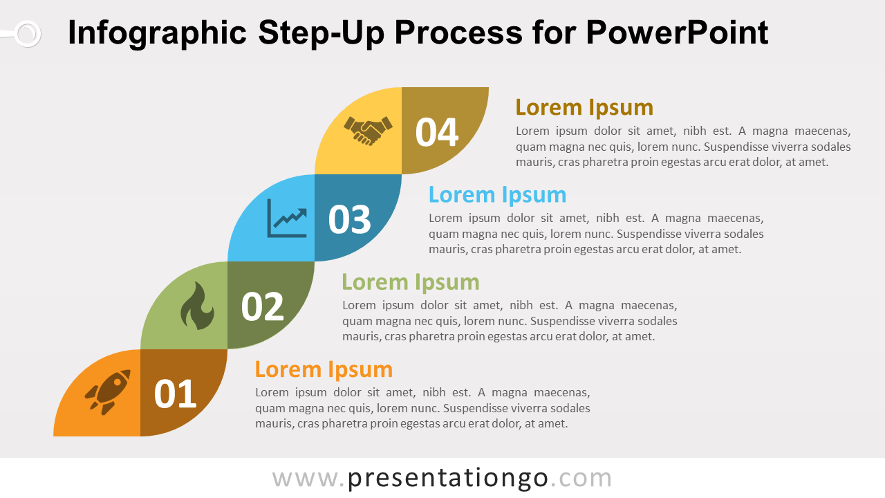 Free Step-Up PowerPoint Process