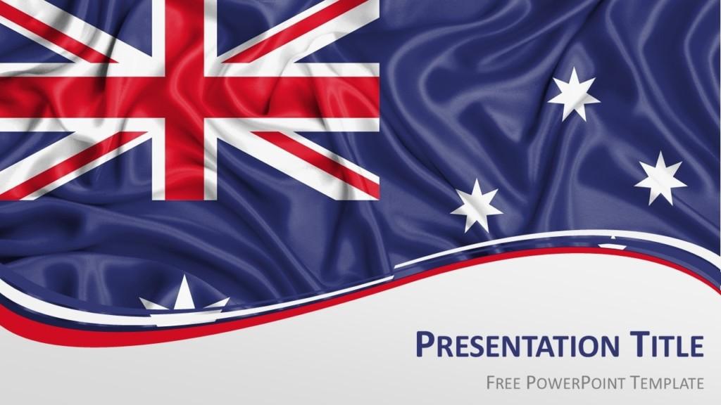 Free Australia PowerPoint Template
