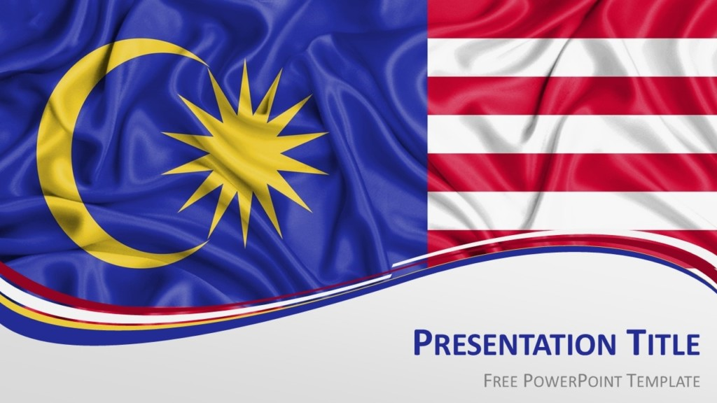 Free Malaysia PowerPoint Template