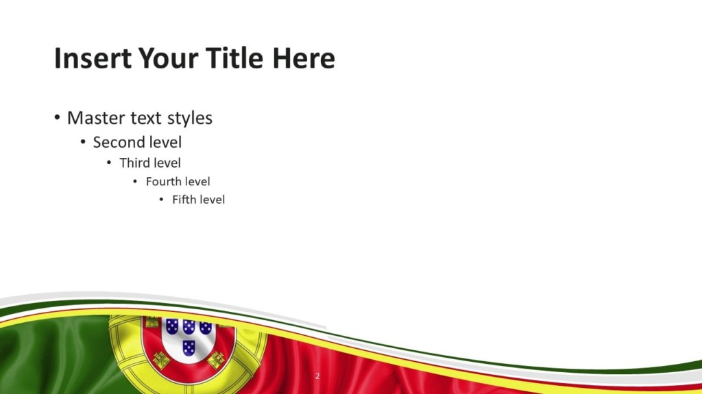 Free Portugal PowerPoint Template - Slide 2