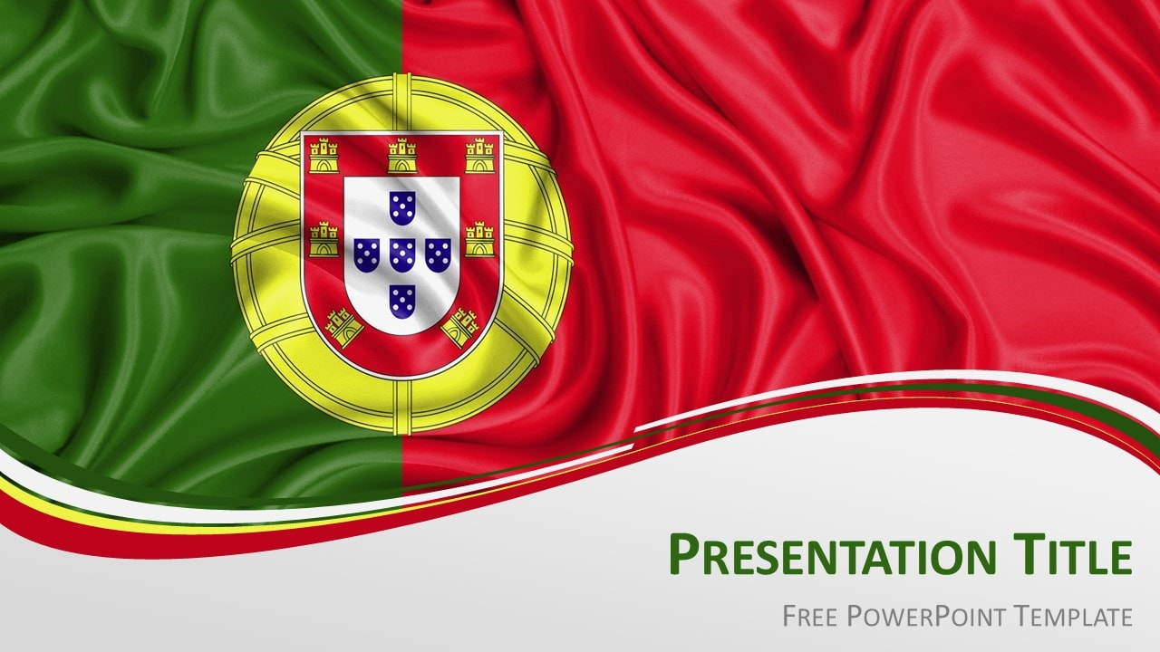 Free Portugal PowerPoint Template