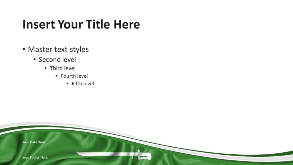 Saudi Arabia PowerPoint Template - Slide2