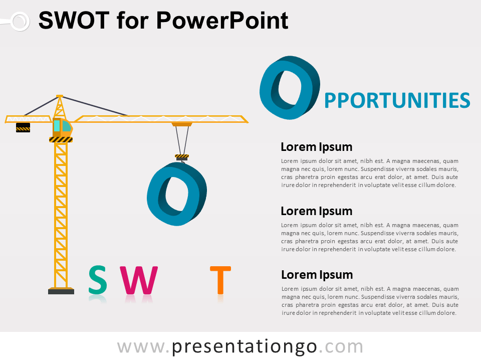 SWOT PowerPoint - Opportunities