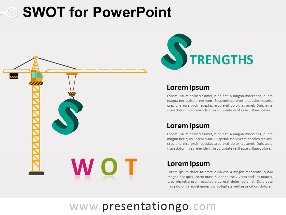 SWOT PowerPoint - Strengths