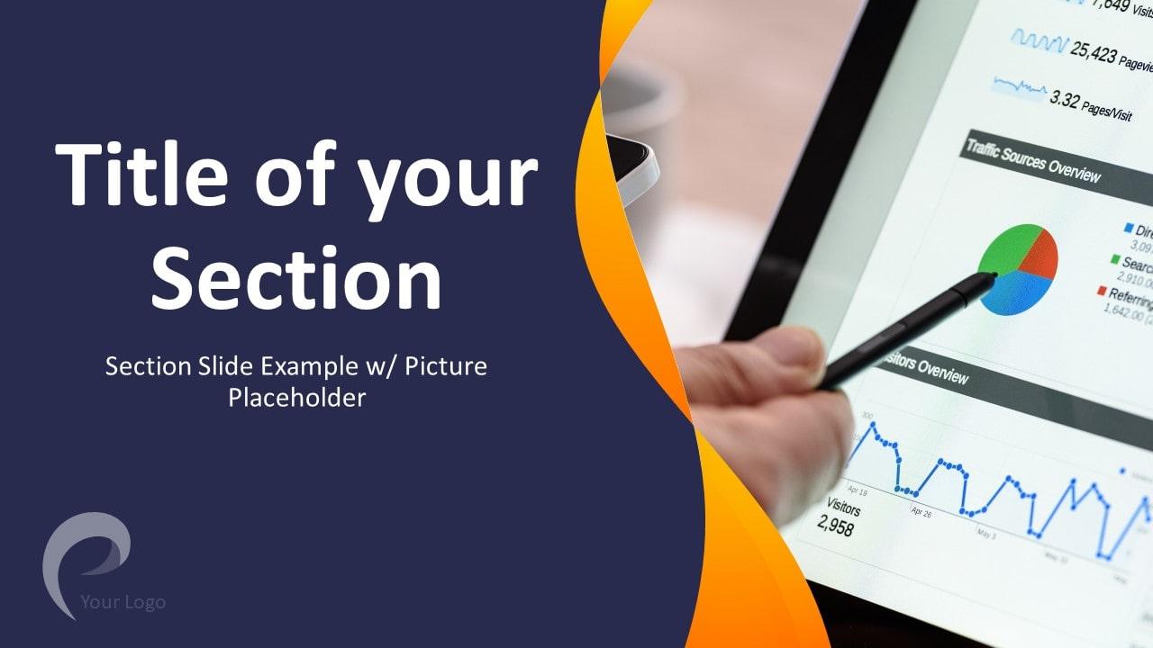 Modern Business PowerPoint Template - PresentationGO com