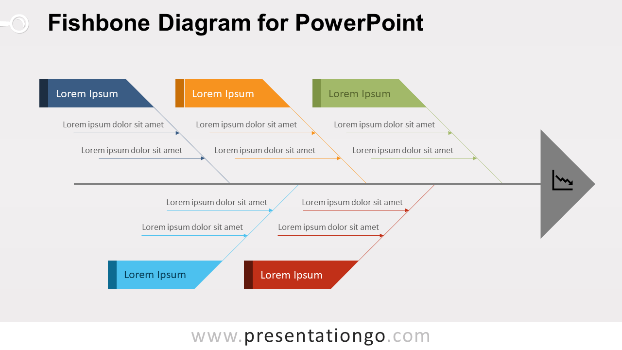 Fishbone  Ishikawa  Diagram For Powerpoint