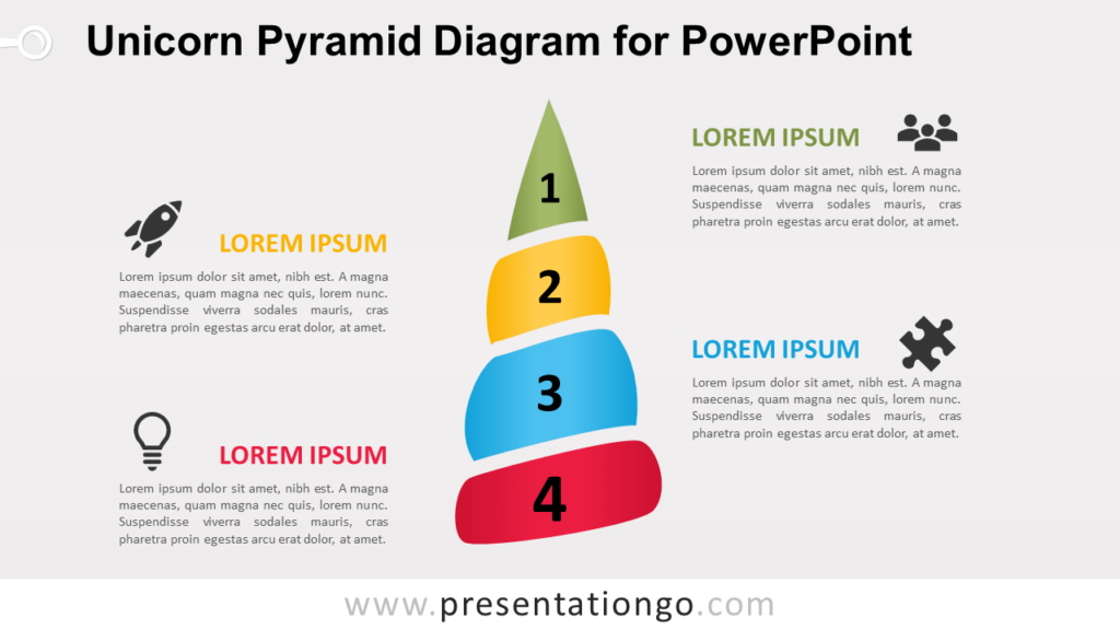 Free Unicorn Horn for PowerPoint