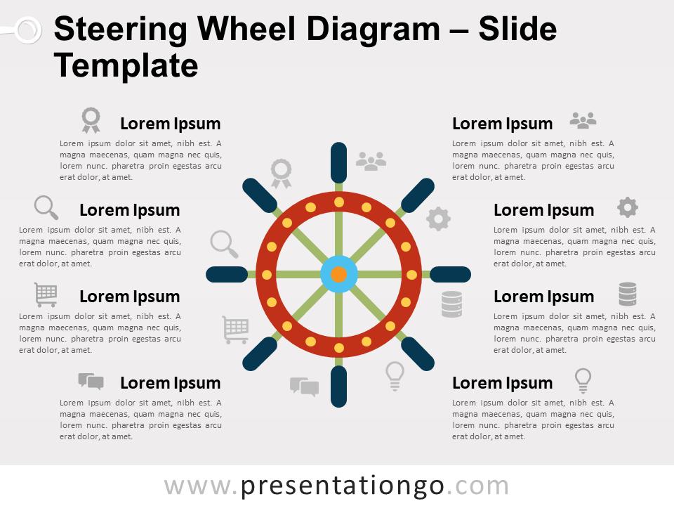 Free Steering Wheel Slide Template