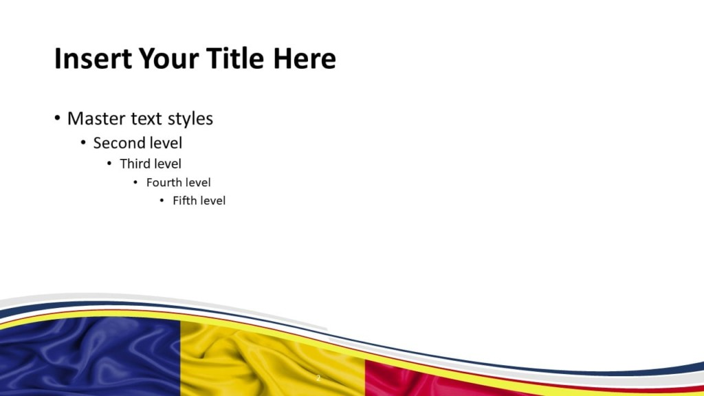 Free Romania Flag PowerPoint and Google Slides Template - Slide 2