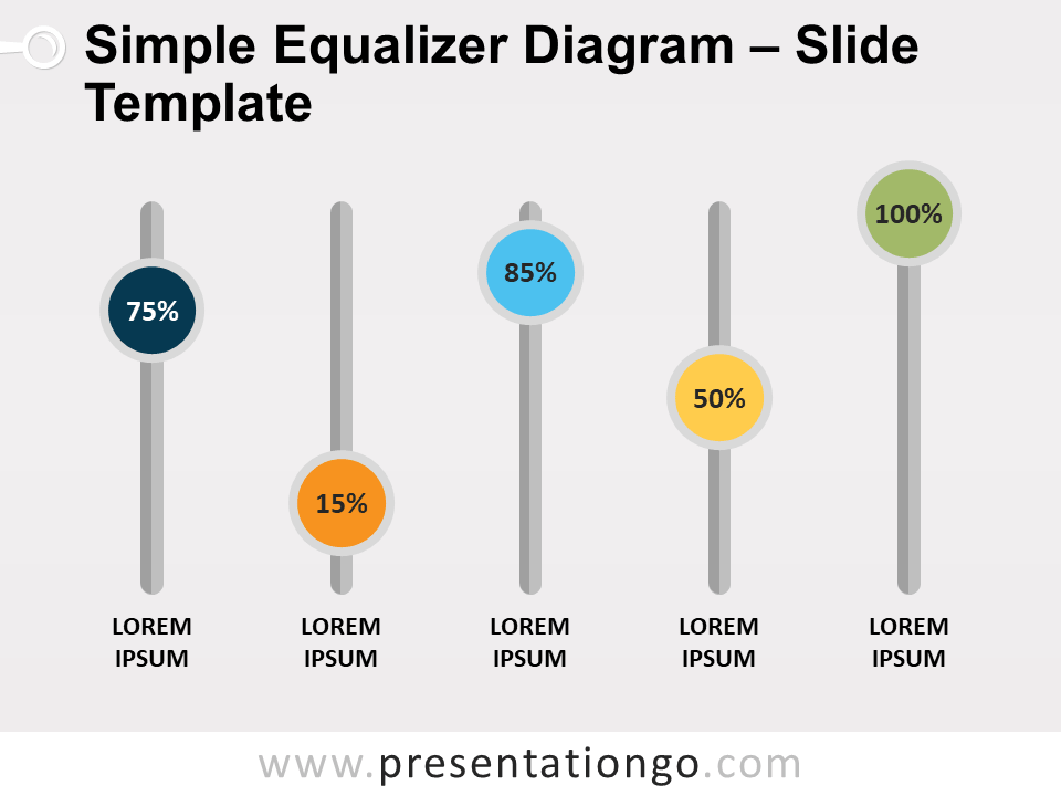 Free Simple Equalizer Diagram