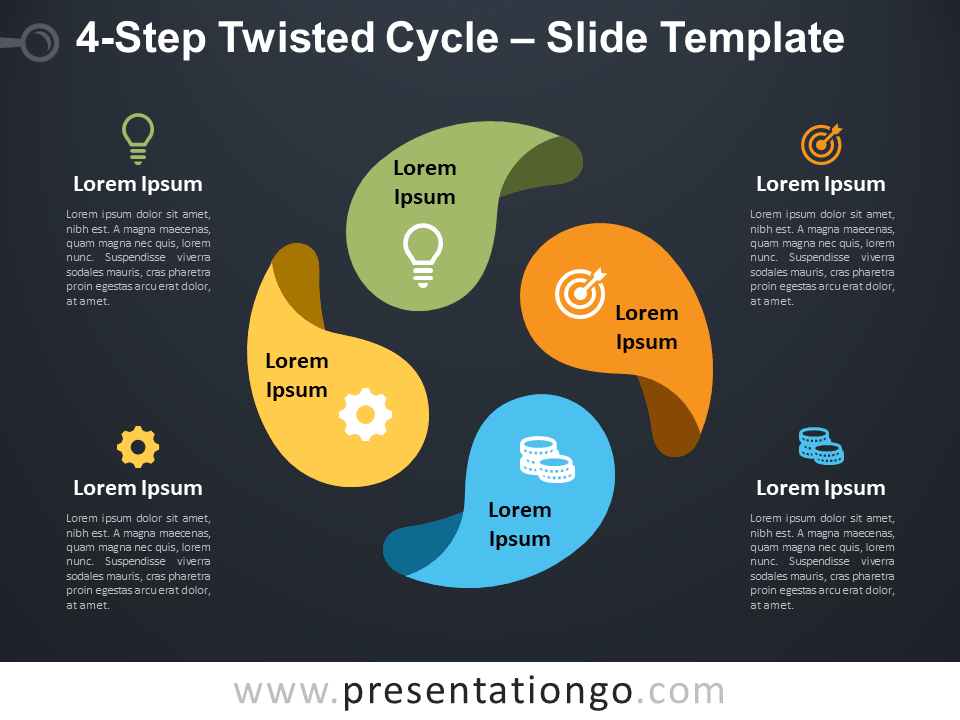 Free 4-Step Twisted Cycle Template