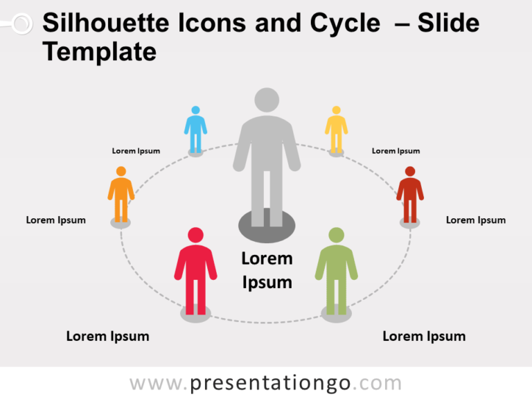 Free Silhouette Icons and Cycle