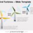 Free Wind Turbines Slide Template