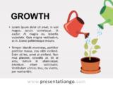 Growth - Metaphor Template