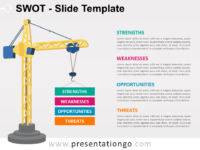 Free SWOT Analysis PowerPoint Templates - PresentationGo com