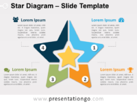 Free Powerpoint Templates About Stars Presentationgo Com