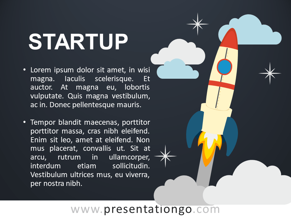 Free Startup Concept Template