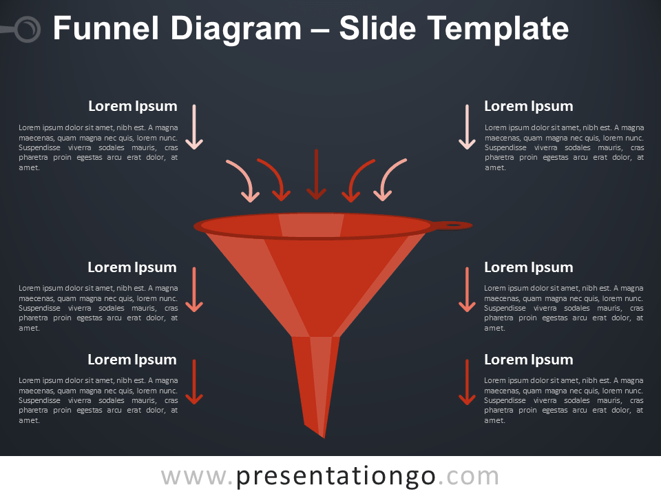 Free Funnel for PowerPoint