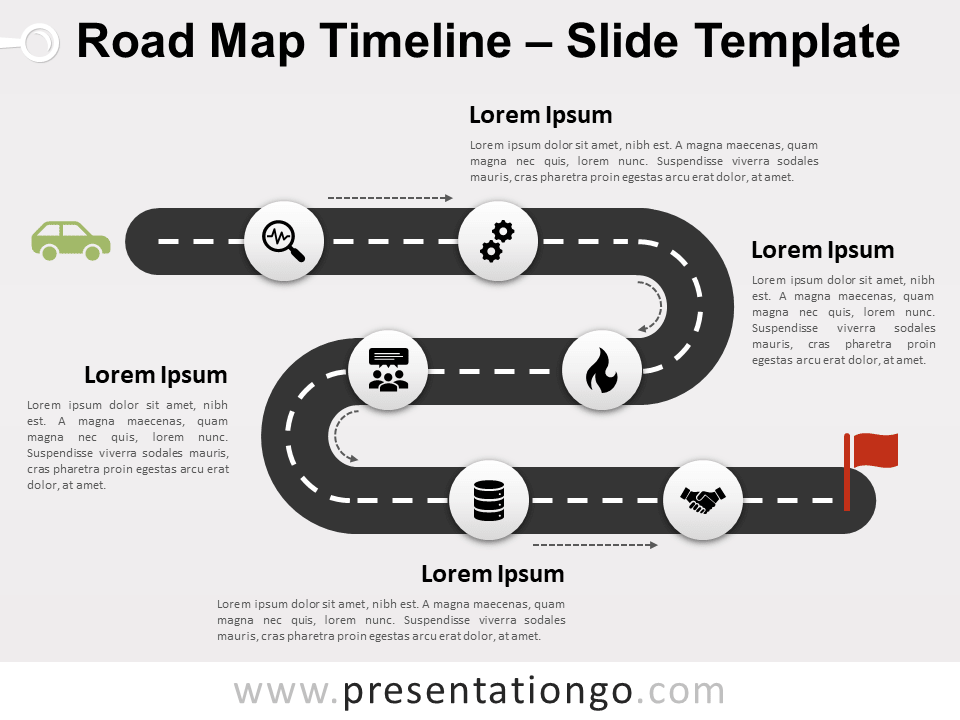 Road Map Timeline for PowerPoint and Google Slides Free Road Map Images on free land maps, free transportation maps, free addresses, free north america map, free property line maps, free interactive maps, free topo maps, free maritime maps, free movies, free marine maps, free railroad maps, free snowmobile maps, free world maps, clip art free street maps, free wall maps, free lake maps, free elevation maps, free historic maps, free cell phone, free circle maps,