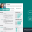 ALECTA - Free Professional Resume Template for PowerPoint and Google Slides