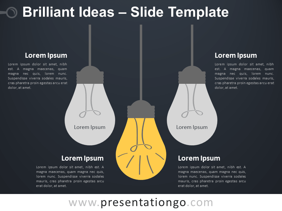 Free Brilliant Ideas for PowerPoint